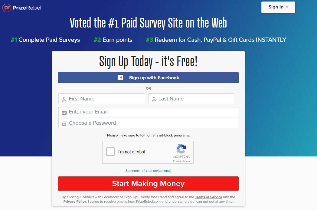 Man-Survey-On-Tab