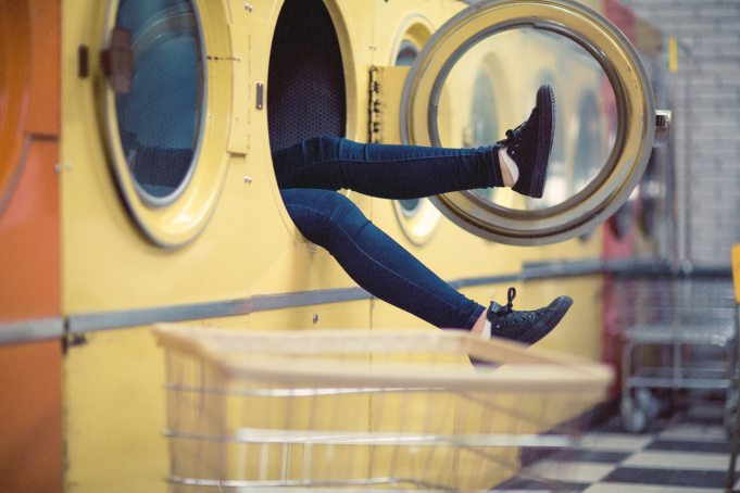 getting started with laundry shop