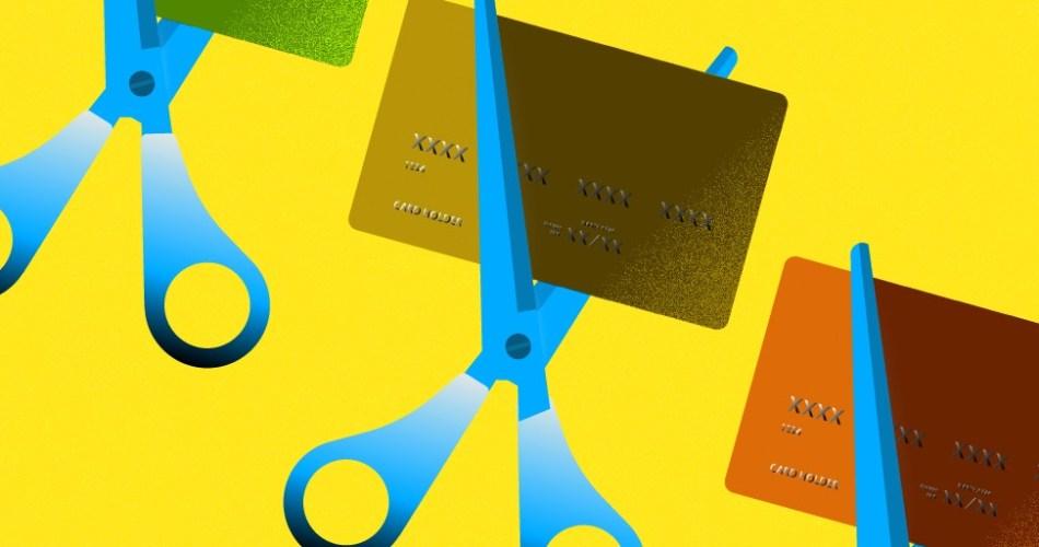 close a credit card in uae