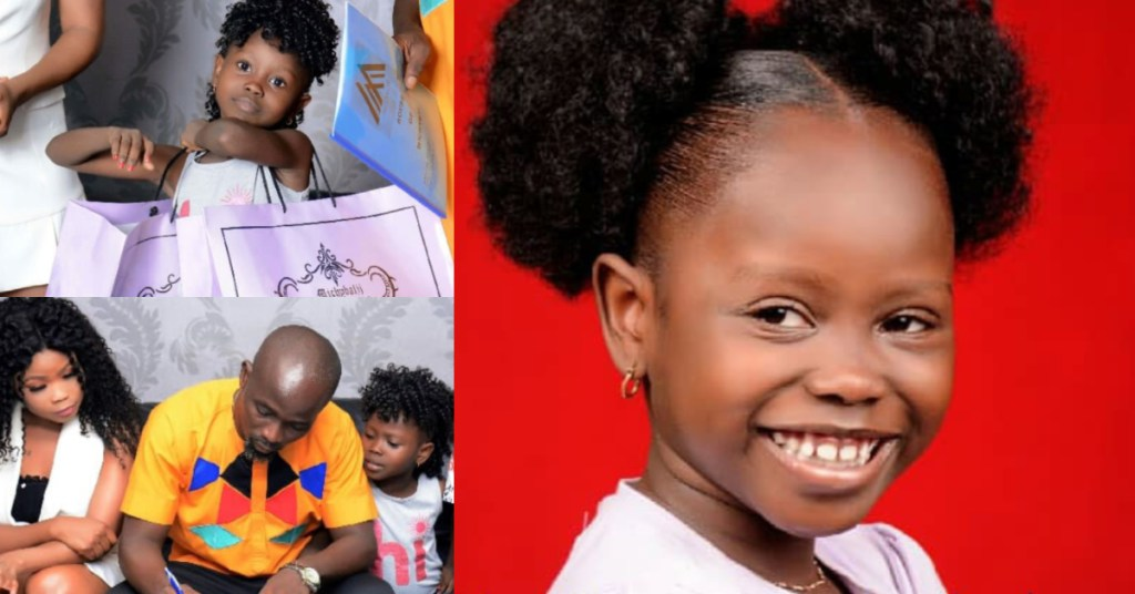 Child star, Success, signs endorsement deal with Dubai fashion line