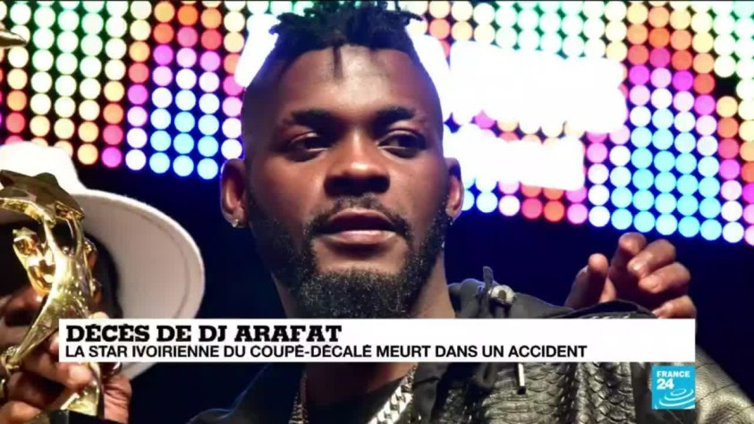 DJ Arafat Dead in a Bike accident - PICTURES & VIDEOS