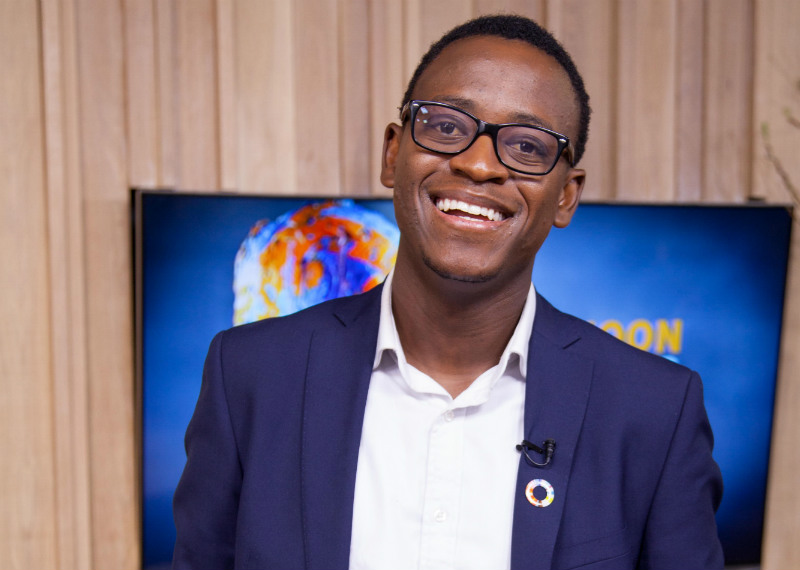 #1: Ludwick Marishane - Top 10 Young Entrepreneurs in South Africa