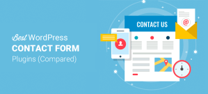 5 Best WordPress Plugins for Contact Form