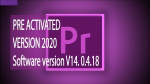 Adobe Premiere Pro CC 2020 Crack + License Key [Pre-activated]
