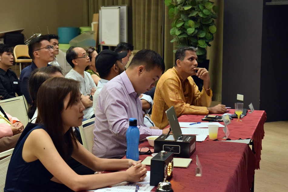 Timer – Toastmasters Club in Singapore – Money Mastery TMC