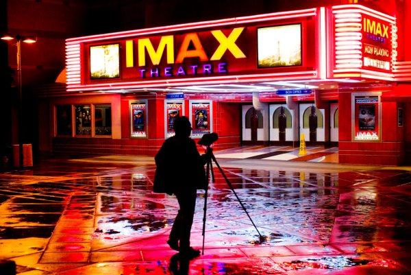 Imax Theatre Photo by Thomas Hawk