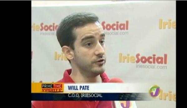 Will Pate - COO IrieSocial