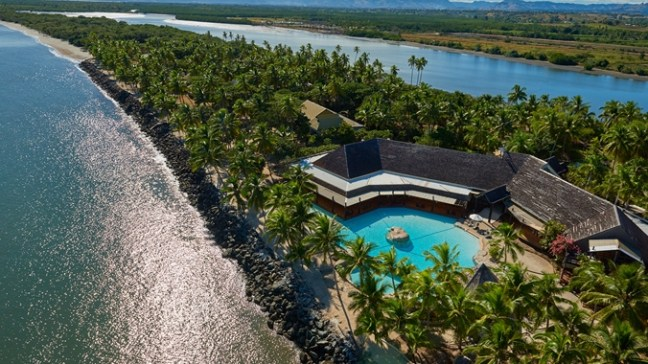 Hilton Doubletree in Fiji, Image courtesy of Hilton