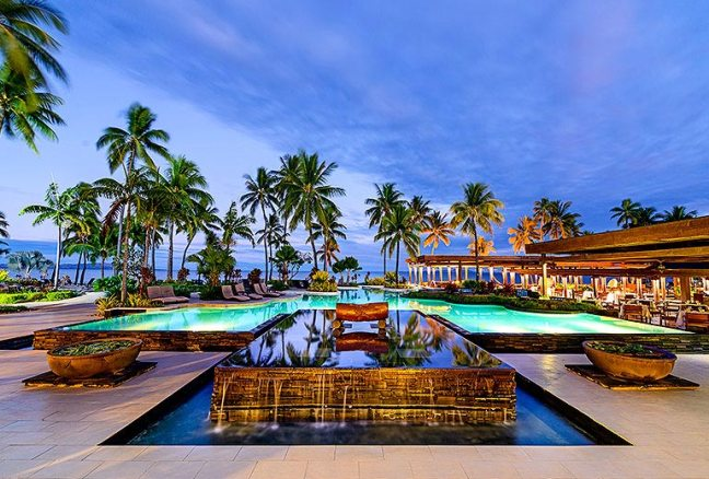 Sheraton Fiji Resort, Image courtesy of SPG