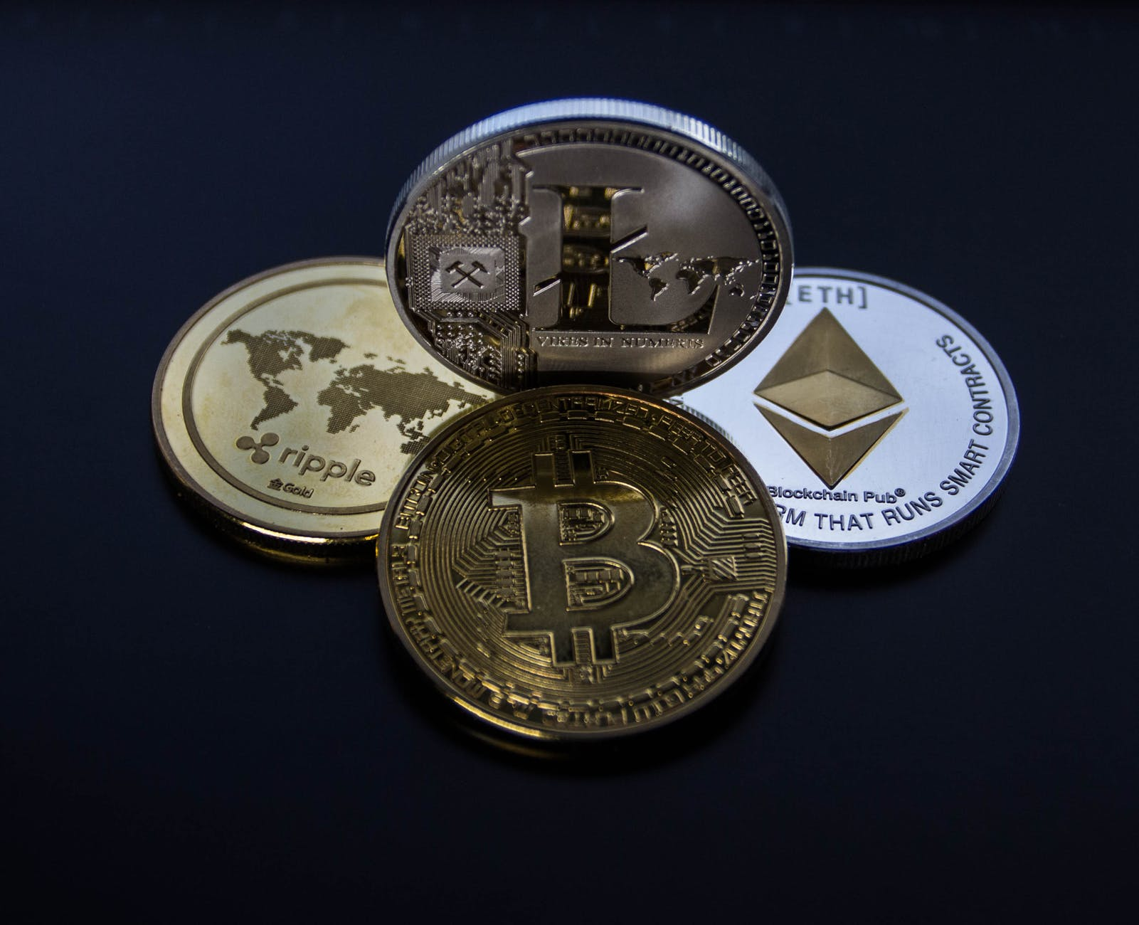 Stellar Lumens (XLM) and Ripple (XRP) leads cryptocurrency rally