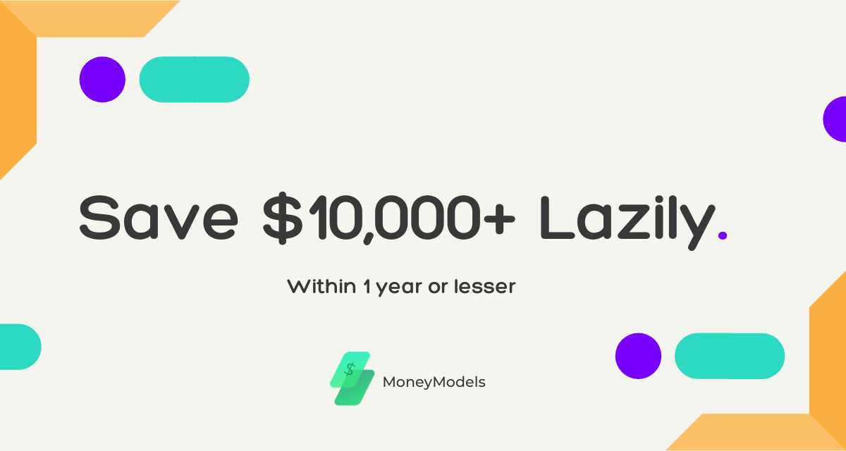 5 LAZY Tips to Save $10,000 in a Year – Automatically!