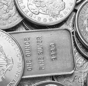 price of silver per ounce