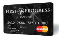 Bad Credit Card First Progress