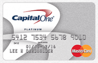 Bad Credit Credit Card Capital One