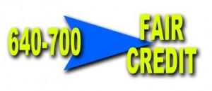 Credit Score Fair Credit