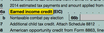 tax mistakes earned income credit