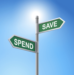 marriage talks money save spend