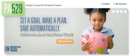 pennsylvania 529 prepaid tuition college savings