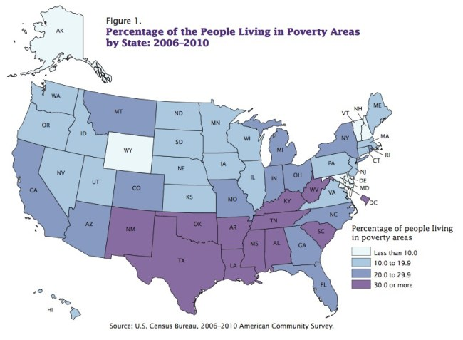 being poor can kill you poverty by state census department