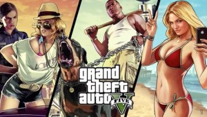best selling video games of all time grand theft auto 5