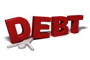 debt settlement must settle before bill