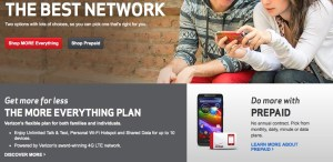 prepaid phone plans verizon