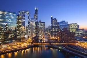 rent in ten cities chicago