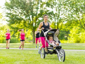 save money baby stroller jogger