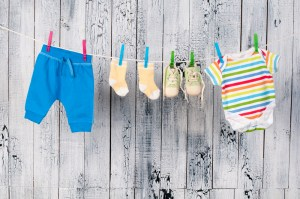 save money on baby hand me downs