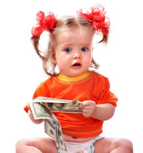 save on child care costs