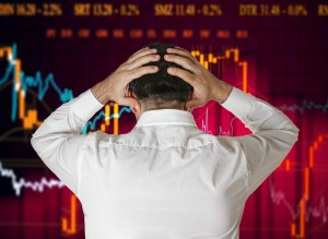 stock market investments leave alone crash
