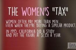 womens tax