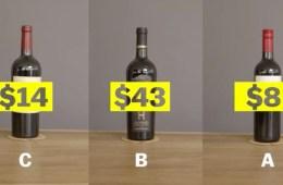 expensive wine cheap wine