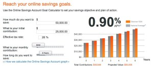 high yield savings account discover bank