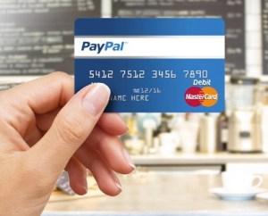 high yield savings account paypal mastercard