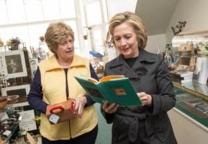 hillary clinton net worth candidate
