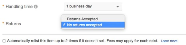 how to sell on ebay shipping