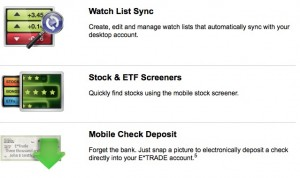 iphone trade stock app etrade