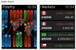 iphone trade stocks app fidelity apple watch