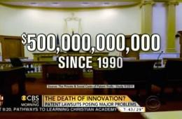 john oliver patent trolls patents