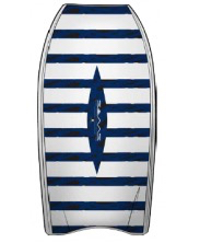 shark repellent body board sticker