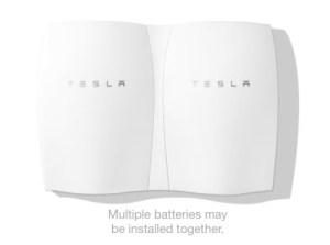 tesla powerwall save money multiple batteries