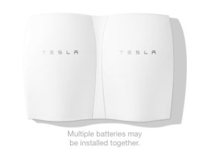 tesla powerwall save money multiple batteries
