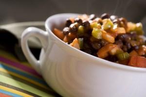 walmart cheap healthy food black bean chili