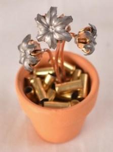 make money online selling bullet bouquets