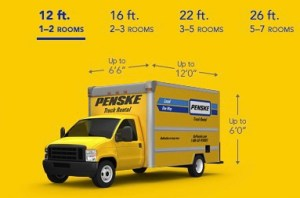 save money moving costs penske company