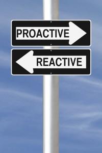 debt collectors be proactive
