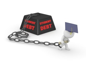 pay off student loan debt extended plan more years