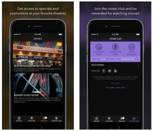 Regal Cinemas iPhone App Saves Money Movies