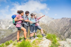 save money on alcohol hiking